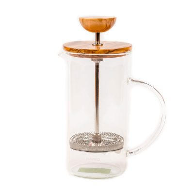 French Press Hario 300ml Olivewood